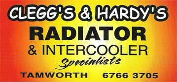 radiators and intercoolers