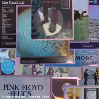 Pink Floyd Record Collection 13 Albums