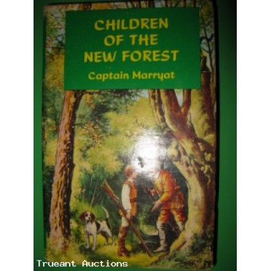 CHILDREN OF THE NEW FOREST by Captain Marryat.  Peal Classic Library
