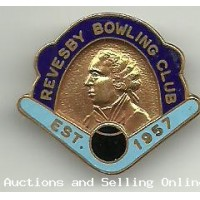 Revesby Bowling Club EST 1957 Badge
