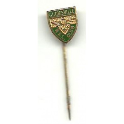 Gladesville R.S.L. Club Pin with Angus & Coote Trademark