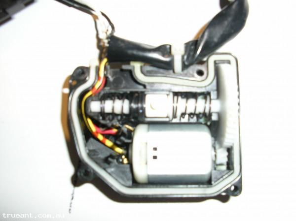 Door Lock Actuator Repair Gear Cog Small Ford Falcon AU